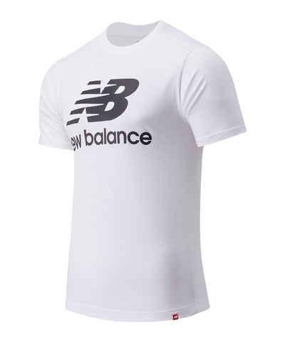 New Balance T-Shirt »Essentials Stacked Logo T-Shirt«