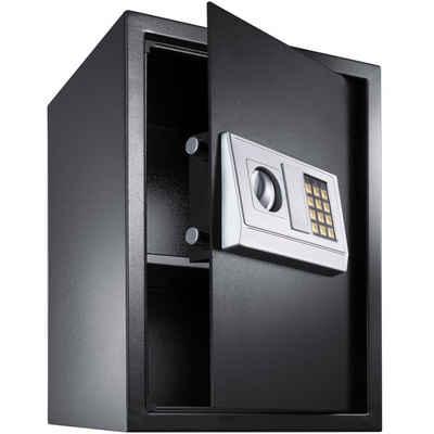 tectake Tresor »Elektronischer Safe Tresor mit Schlüssel und«