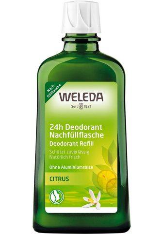 WELEDA Deo-Spray »Citrus« Nachfüllflasche