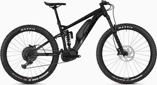 Ghost E-Bike »Hybride SLAMR X S4.7+ AL U«, 8 Gang SRAM EX1 8-S Schaltwerk, Kettenschaltung, 250 W