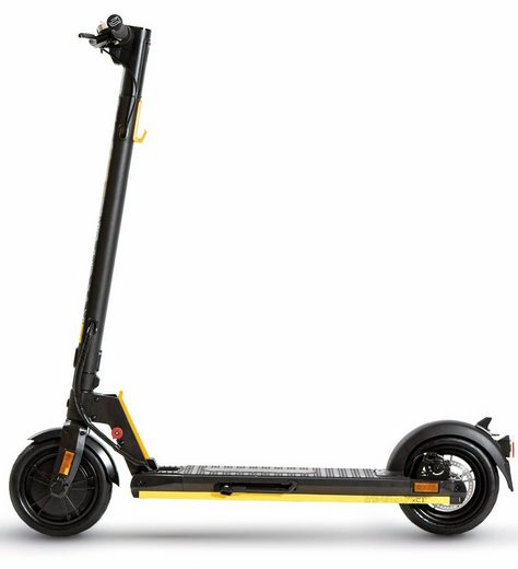 The-Urban E-Scooter »THE-URBAN xC1«, 500 W, 20 km/h