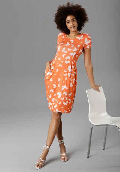 Kleid In Orange Online Kaufen Otto