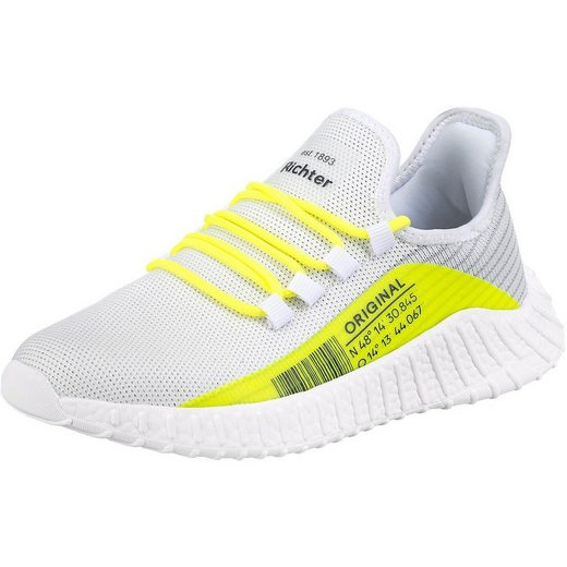 Richter »Sneakers Low für Jungen« Sneaker