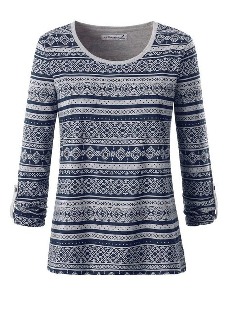 Casual Looks Rundhalsshirt | Bekleidung > Shirts > Rundhalsshirts | Casual Looks