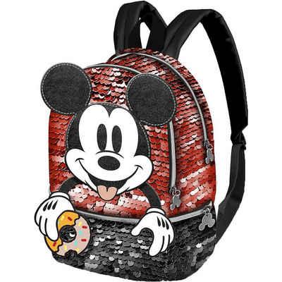 Disney Mickey Mouse Freizeitrucksack »Freizeitrucksack Mickey Mouse Bouquet Donut«