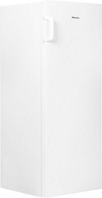 Küchengroßgeräte - Hisense Gefrierschrank FV191N4AW2, 143,4 cm hoch, 55 cm breit  - Onlineshop OTTO