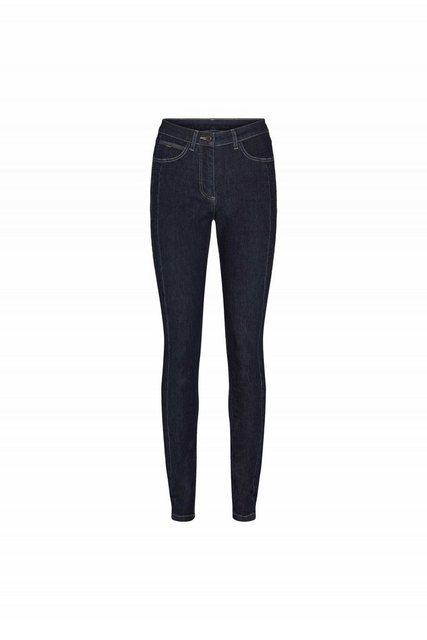 Hosen - LauRie Slim fit Jeans »Laura« mit Strassstein Applikation ›  - Onlineshop OTTO