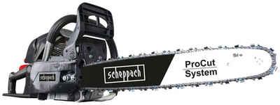 Scheppach Benzin-Kettensäge »CSH56 ProCut«, 51 cm Schwertlänge