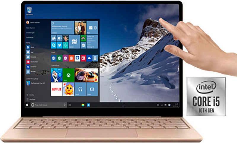 Microsoft Surface Laptop Go i5, 256/8GB Notebook (31,5 cm/12,4 Zoll, Intel Core i5 1035G1, UHD Graphics, 256 GB SSD)
