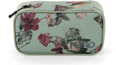 NITRO Federtasche »Pencil Case XL, Dead Flower«