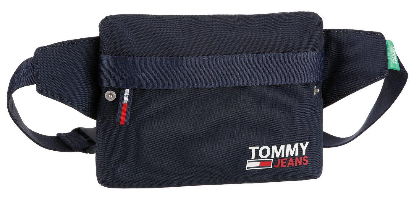 tommy jeans -  Bauchtasche »Campus Bumbag«, in kleinem Format