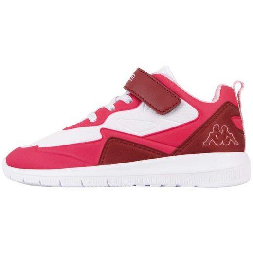 Kappa »DURBAN PR KIDS« Sneaker in aufregenden Farbkombinationen