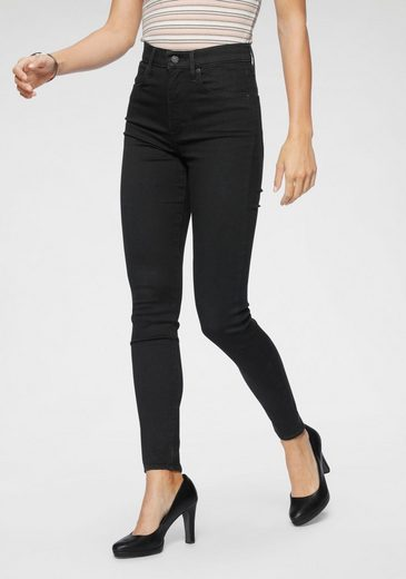 Levi's® Skinny-fit-Jeans »Mile High Super Skinny«
