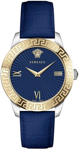 Versace Schweizer Uhr »Greca Signature«