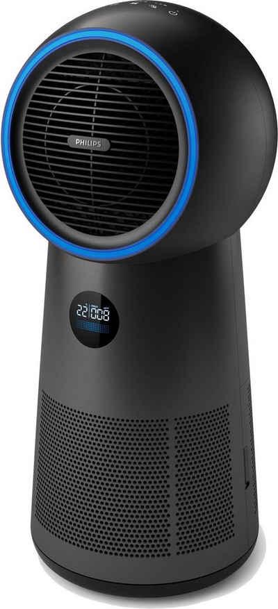 Philips Kombigerät Luftreiniger, Ventilator und Heizlüfter 2000 Series AMF220/15, für 42 m² Räume