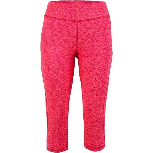 Hosen - DEPROC Active 3 4 Leggings »KENORA WORKOUT Women« mit Flatlocknähten ›  - Onlineshop OTTO