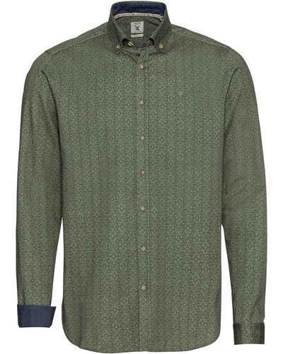 Pure Trachtenhemd »Druckhemd«