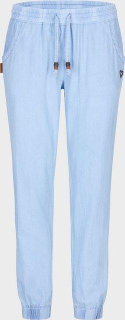 Hosen - Alife Kickin Jerseyhose › blau  - Onlineshop OTTO
