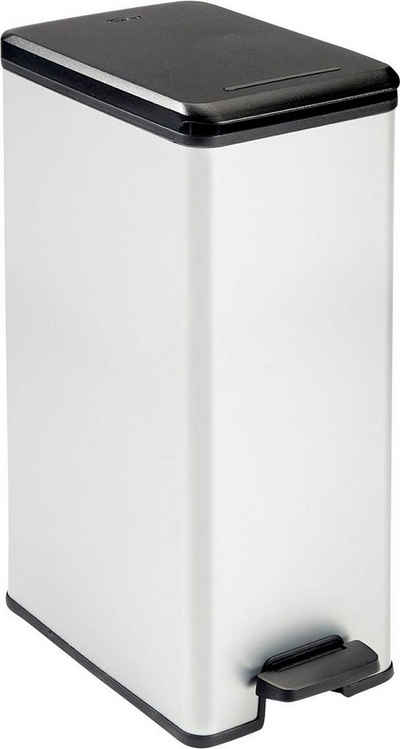 Curver Mülleimer »Deco Slim«, 40 Liter