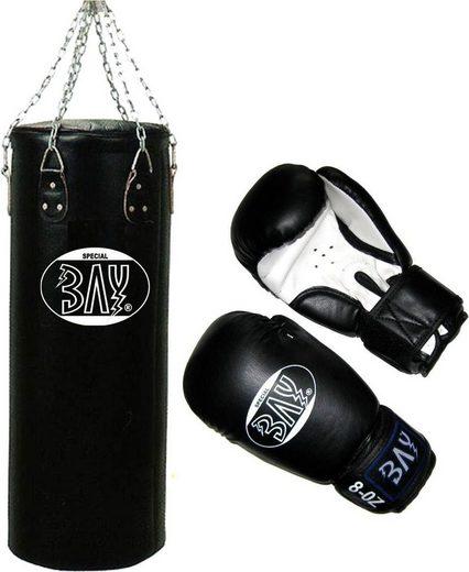 BAY-Sports Boxsack »Future SET Sandsack + Sandsackhandschuhe«