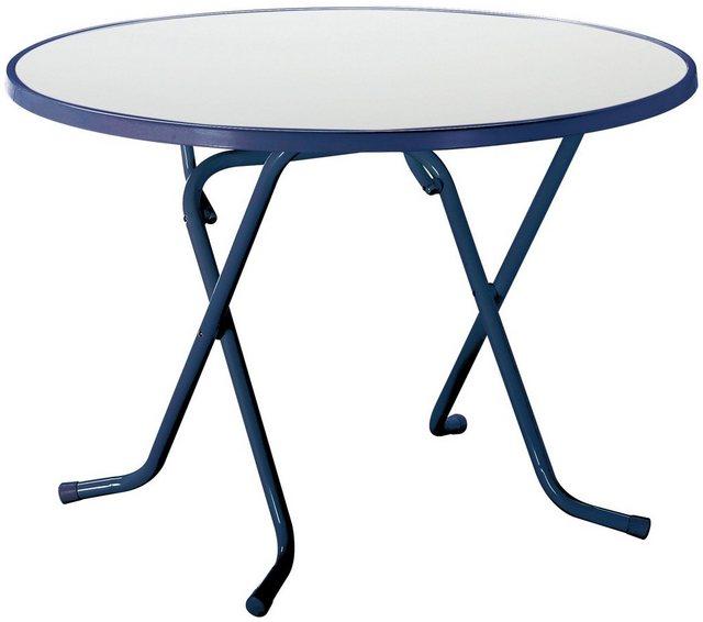 Best Tisch Primo blau