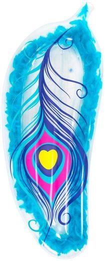 BESTWAY Luftmatratze »Flirty Feather«, BxLxH: 70x183x18 cm