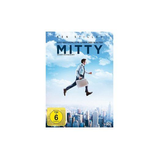 DVD Das erstaunliche Leben des Walter Mitty