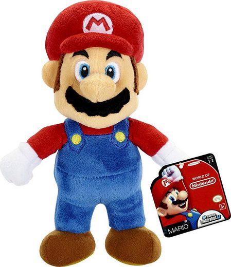 Jakks Pacific Plüschfigur »Mario, 20 cm«