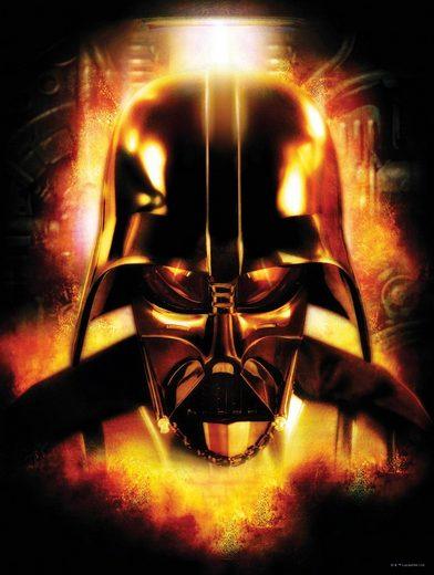 Komar Poster »Star Wars Classic Vader Head«, Star Wars