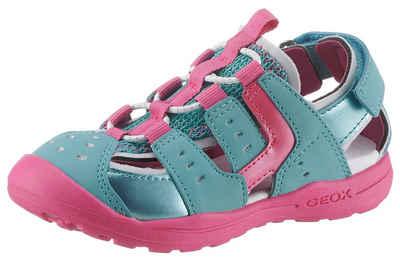 Geox Kids »Vaniett« Sandale mit Fersenklettverschluss