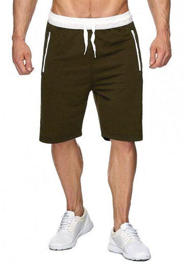 Egomaxx Sweatshorts »1927« Herren Sweat Shorts NIFORCE