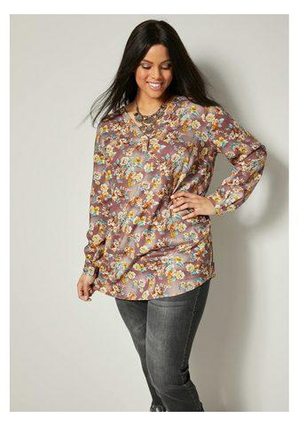 Angel of Style by HAPPYsize Ilgi marškiniai in Schlupfform