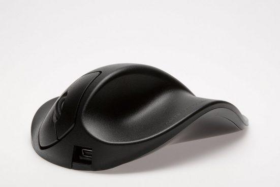 HIPPUS »M2UB-LC HandShoe Mouse wireless M Rechtshänder« ergonomische Maus