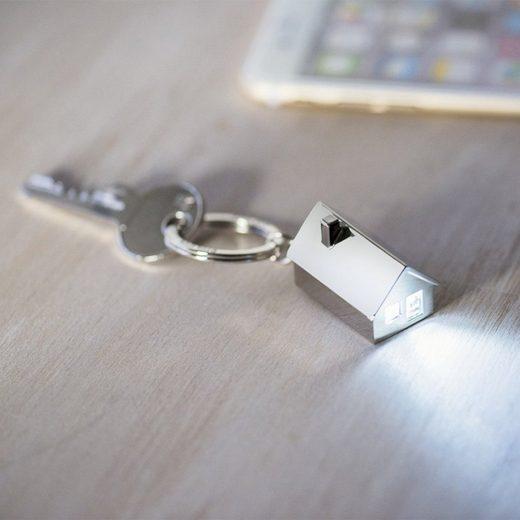 PHILIPPI Schlüsselanhänger »leuchtender Schlüsselanhänger HAUS«