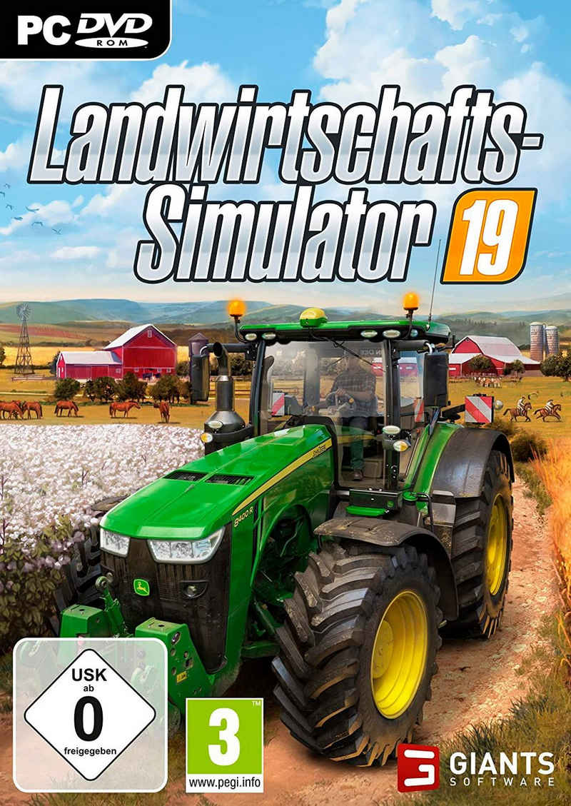 Landwirtschaftssimulator 2019 PC