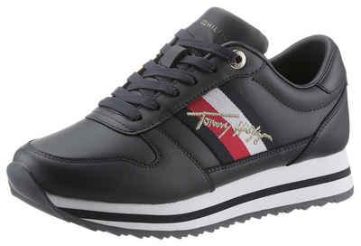 Tommy Hilfiger »TH SIGNATURE RUNNER SENAKER« Keilsneaker mit Tommy Hilfiger-Signatur