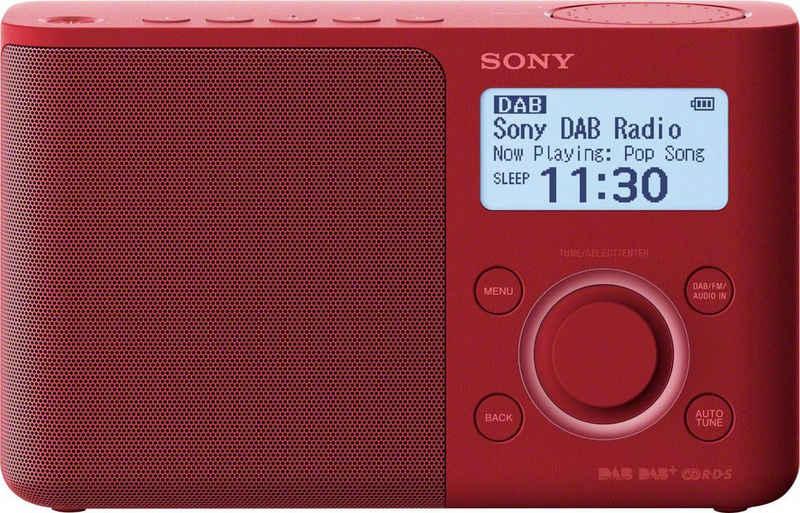 Sony »XDR-S61D« Radio (Digitalradio (DAB), FM-Tuner)