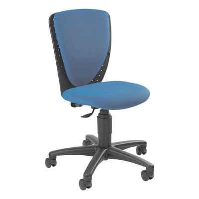 TOPSTAR Schreibtischstuhl »High S'cool«, mit Muldensitz und Lordosenstütze