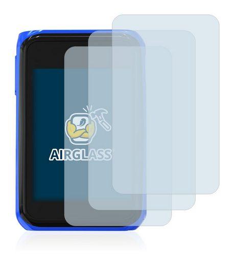 BROTECT Schutzfolie »Panzerglasfolie für Joyetech Cuboid Pro«, (3 Stück), Schutzglas Glasfolie klar