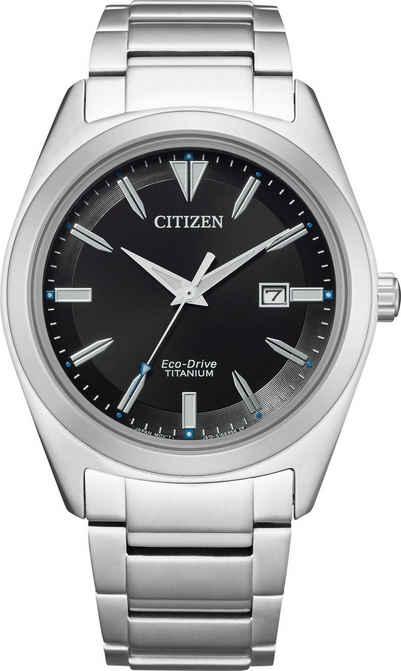 Citizen Chronograph »Super Titanium, AW1640-83E«