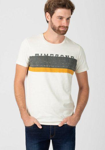TIMEZONE T-Shirt »Colourblock T-Shirt«