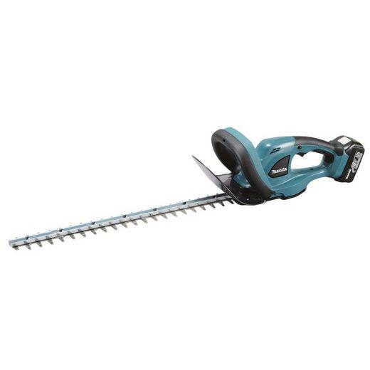 Makita Gartenpflege-Set »DUH523RF - Akku-Heckenschere - 520 mm - 18 V - blau/schwarz«