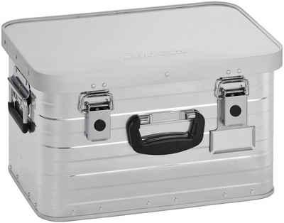 Enders Aufbewahrungsbox »Toronto S«, Aluminium, BxTxH: 45,7x31,7x26,2 cm, 29 Liter