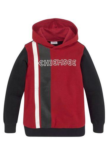 Chiemsee Kapuzensweatshirt »mehrfarbig«