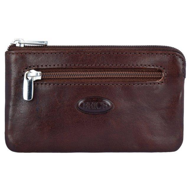 Bric's Schlüsseltasche »Monte RosaMonte Rosa«, Leder | Accessoires > Portemonnaies > Schlüsseltaschen | Bric's