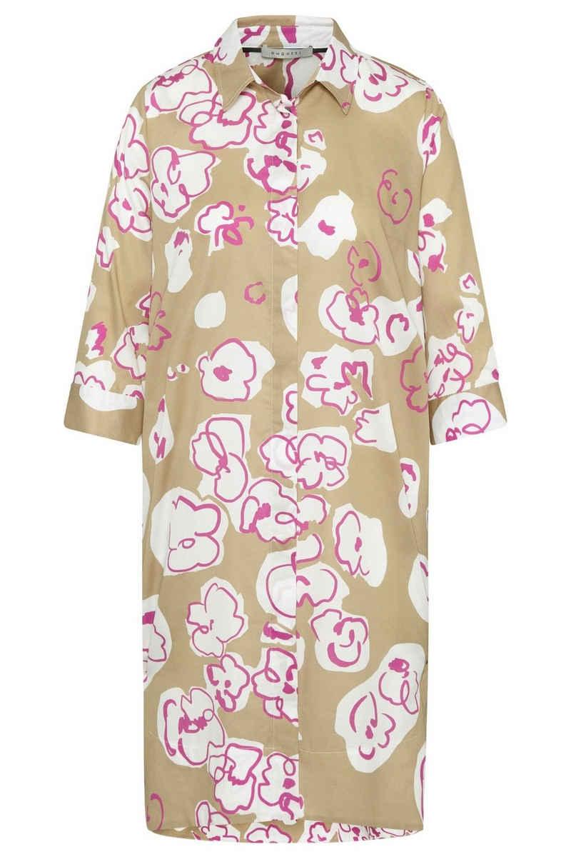 bugatti Hemdblusenkleid aus reiner Baumwolle