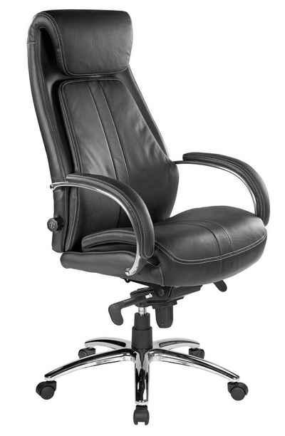 Kijng Chefsessel »Throne - Ergonomischer Bürostuhl Schreibtischstuhl« (Kein Set)