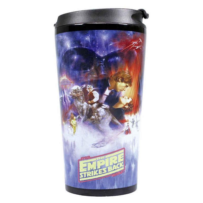 HMB Tasse »Star Wars Reisebecher 40 Jahre The Empire Strikes«, Metall
