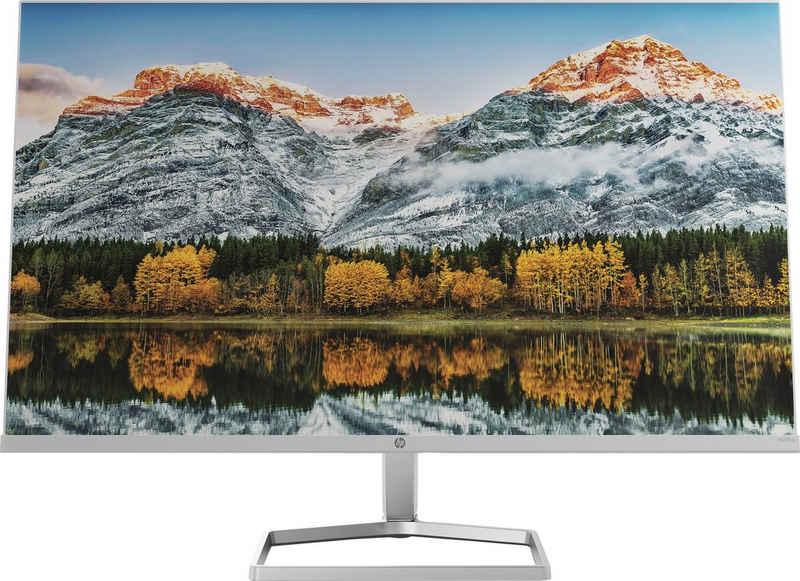"HP M27fw LED-Monitor (68,6 cm/27 "", 1920 x 1080 Pixel, Full HD, 5 ms Reaktionszeit, 75 Hz, IPS)"