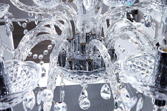 riess-ambiente Kronleuchter »CRYSTAL 80cm klar«  Barock Design